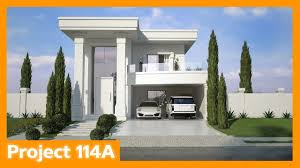 Neoclassical House Neoclassical House Plan 114a