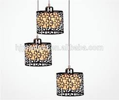 factory retail and wholesale indoor l shadows pendant l