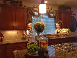 Tagstuscan Decor Kitchen Cabinets Tuscan Canisters Above Accents