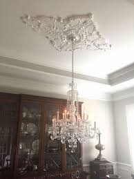 Outstanding Unique Chandeliers Dining Room Within Nice Luxury Affordable