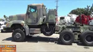 1993 Freightliner M916A1 6x6 Day Cab Truck For Sale - YouTube Semi Trucks Big Lifted 4x4 Pickup In Usa Western Star Trucks 4900 F100 Big Window Ford Truck Project 53545556 South Texas Performance Diesel Rat Rod Truck Bertha Vintage Worlds First Million Dollar Luxury Monster Goes Up For Sale Flatbed Trucks For Sale In Il Chevy Silverado Continues Gains February 2015 Sales Report Dump For And With Netting Together 2017 1993 Mack Ch613 Truck Item Dh9634 Sold June 29 Tru Tires As Well Peterbilt In Freightliner M2 Box Under Cdl Greensboro Sweet Redneck Chevy Four Wheel Drive Pickup