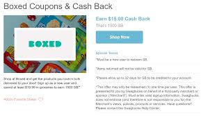 Update On The Boxed Offer : SwagBucks 2019 Winc Wine Review 20 Off Coupon Using Discount Codes To Increase Demand And Ticket Sales Boxed Coupon Codes 2019227 J Crew Factory Outlet 2018 Mouse Grocery Deliverycoupon Code Youtube How Use Coupons Promo Drive More Downloads Boxedcom Haul Online Whosaleuse Coupon Code T20cb For 15 Off Your First Order Fabfitfun I Do All Of My Bulk Shopping Online With Boxed Theres No Great Boxedcom For The Home 25 Lucky Charms December Holiday Yrcoupon Deals Wordpress Theme
