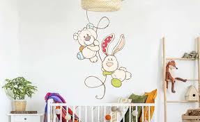 wandtattoo fürs babyzimmer auf markenfolie bilderwelten