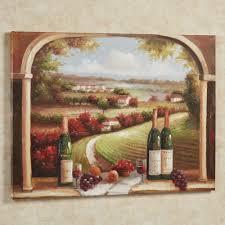 Grape Wall Decor For Kitchen by 20 Inspirations Grape Wall Art Wall Art Ideas
