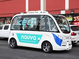 Despite A Las Vegas Crash, Self-Driving Shuttle Buses Could Be The ...