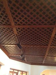 Hanging Drywall On Ceiling Trusses by Best 25 Basement Ceiling Options Ideas On Pinterest Finish