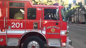 San Diego Fire Engine 201 - YouTube