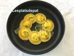 recette cuisine 3 ravioles aux 3 fromages de simoné zanoni pâques lesplatsdepat
