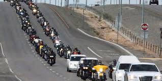 Spirit Halloween Jobs El Paso Tx by Hundreds Of Bikers Say Final Goodbyes To Bandidos Chapter President