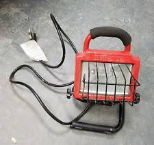 500 watt halogen light portable work bright construction l