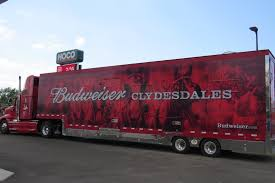 Budweiser Clydesdale Visits Grand Island Budweiser Truck Stock Images 40 Photos Ubers Selfdriving Startup Otto Makes Its First Delivery Budweiser Truck And Trailer Pack V20 Fs15 Farming Simulator Truck New York City Usa Photo Royalty Free This Is For Semi Trucks And Ottos Success Vehicle Wrap Gallery Examples Hauls Across Colorado In Selfdriving Hauls Across With Just Delivered 500 Beers Now Brews Its Us Beer Using 100 Renewable Energy Clyddales Boarding The Ss Badger 1