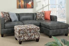 Grey Leather Sectional Living Room Ideas by Living Room Grey Leather Sectional Sofa With Chaise With Some