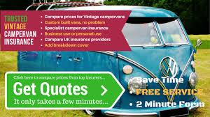 Vintage Campervan Insurance