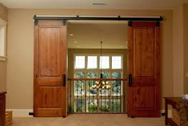 Bi Parting Barn Door Hardware Sliding Closet Doors Replacing With ... Barn Door Track Trk100 Rocky Mountain Hdware Sliding Nice On Ragnar Kit 8ft Brushed Alinum Stainless How To Put A Back Diy You Dare Interior Flat Doors Ideas Amazoncom Yaheetech 12 Ft Double Antique Country Style Black Home Decor Wood Set Rustic Steel Roller Free Shipping Knobs The Shop National 1piece 72in Bipass Closet