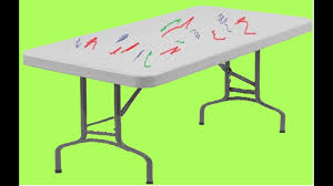 100 Playskool Plastic Table And Chairs Remove Crayon Ink And More From White S Easy And