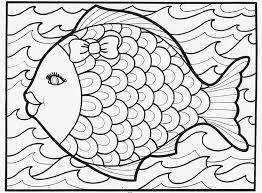 Pages To Color This Fancy Fish Coloring Book Page Is From Our Classic Let S