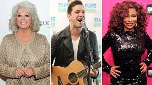 Dancing With The Stars Andy Grammer To Join Paula Deen And Chaka Khan In Season 21