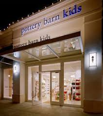 Pottery Barn Kids Opens First Pop Up Store PBteen Brings First