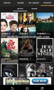 showbox app for android showbox app for android show box app install on