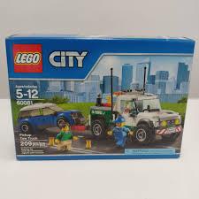 100 Lego City Tow Truck Pickup 60081 673419230612 EBay