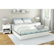 Bed Frames Sears by King Size Platform Bed Frame U2013 Bare Look