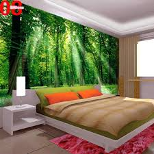 3d Wall Painting For Your Bedroom Mural Living Room Wallpaper Sofa Decoration Scenery