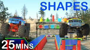 Learn 2D And 3D Shapes And Race Monster Trucks - TOYS (FULL CARTOON ... Tractor Trailer For Children Kids Truck Video Semi Youtube 15 U Haul Review Rental Box Van Rent Pods How To Flatbed Ambulance Fire And Rescue Off Road Racing Trailerlifediy Run For Your Life Clustertruck 1 Huge Power Wheels Collections Ride On Cars My Game Dump Learn 2d 3d Shapes And Race Monster Trucks Toys Full Cartoon Street Sweeper Retrofit Towing Equipment Available Today Zacklift Intertional