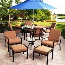 Kmart Jaclyn Smith Patio Furniture by Outdoor Hampton Bay Solar Umbrella Costco Patio Umbrella
