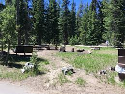 100 Cabins At Mazama Village Campground Crater Lake National Park OR