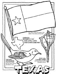 Lovely Texas Coloring Pages 43 For Print With