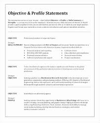 Object For Resume Job In Food Service Elegant Objective Good