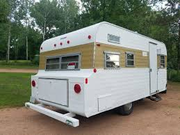 100 Restored Vintage Travel Trailers For Sale Camper 1968 Yellowstone Caviler 18ft