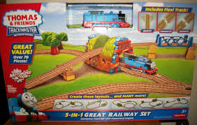Thomas Tidmouth Sheds Deluxe Set by 19 Tidmouth Sheds Deluxe Set Mixed Freight Cars Thomas And