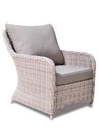 Fraser Sofa Chair Colonial Range Garden Furniture