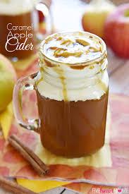 Caramel Apple Cider Starbucks Copycat