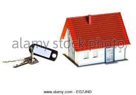 Symbolic Image House Home New Keys Move Sold