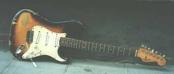 62 Deluxe Strat Owned By John Frusciante