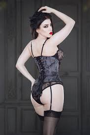 lillian underbust corset vanyanís