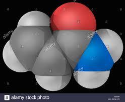 Acrylamide Molecule Stock Photos Images