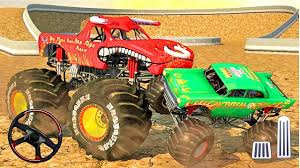 100 Monster Trucks Games Truck Game Car Derby 2019 1 Android