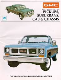 1973 Chevrolet And GMC Truck Brochures / 1973 GMC Pickups ... 1973 Gmc 1979 Chevy K10 Stepside Perry F Lmc Truck Life C3500 Regular Cab Pickup Images 1024x768 Photo Taken In Canyon Texas Super Cus Flickr Woodall Industries History Chevrolet And Brochures Pickups Gmc Pickups Brochures1973 Trucks School Bus Chassis Sales Brochure Ck 8 Bed 731987 Truxedo Truxport Tonneau Cover My First Bloggy Experience Sierra K3500 Camper Special 34 Ton With A 1 Rear Axle My Grande 2wd Ton Original Paint