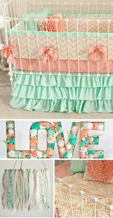 Woodland Crib Bedding Sets by Best 25 Crib Bedding For Girls Ideas On Pinterest Little Girls