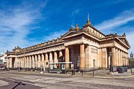100 Edinburgh Architecture Royal Scottish Academy Culture Review Cond Nast Traveler
