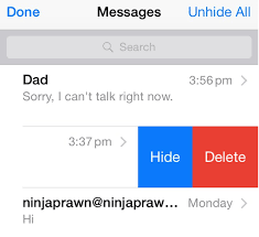 How to Hide Text Messages on iPhone and Keep Conversations Private