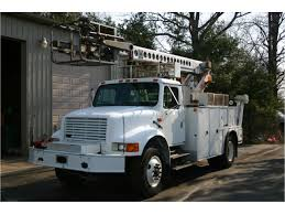 1990 TELSTA T40C Boom | Bucket | Crane Truck For Sale Auction Or ...