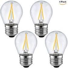 light blue 1watt 15w led t6 tubular filament 120v candelabra e12