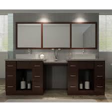 single sink bathroom vanity with makeup table home vanity decoration