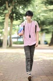 Summer Fashion For Japanese Boy 1