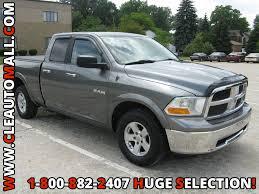 100 Used Dodge Truck 2010 Ram 1500 4 DOOR 4 WHEEL DRIVE SUPER