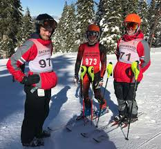 Christy Sports Ski Boots by Senior Disqualified But Rest Of Ski And Snowboard Team Content